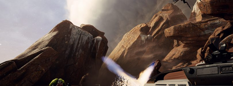 Hands-On with Farpoint and the Aim Controller