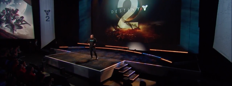 Destiny 2 Gameplay Reveal Details