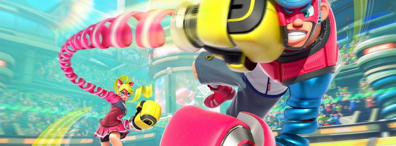 The Full Reveal Of The Arms Fighter For Smash Bros Is Happening Next Week