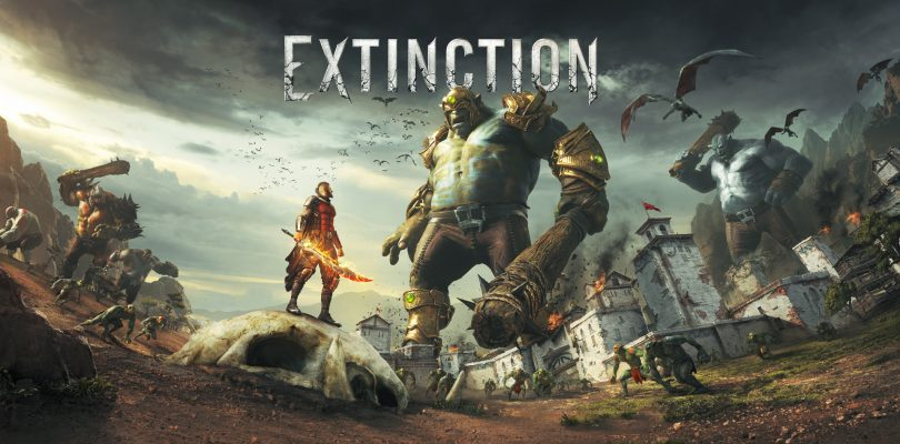 Extinction's New Trailer Shows Off Action-Packed Features