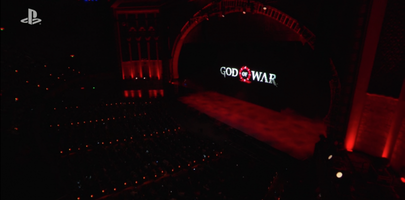 God of War Confirmed for Early 2018