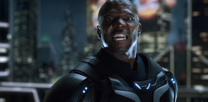 E3 2017: Crackdown 3 To Launch Alongside Xbox One X