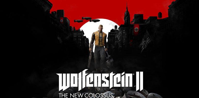 E3 2017: Wolfenstein 2: The New Colossus Announced