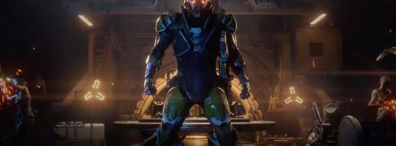 Is New IP Anthem EA's Response to Destiny?
