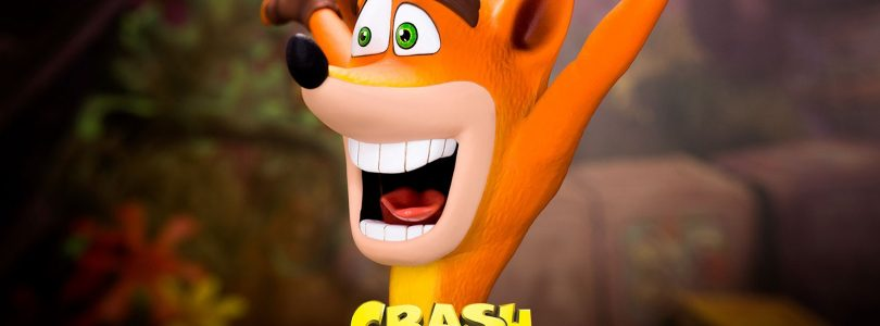 There's A Cool Crash Bandicoot Statue Available For Pre-Order