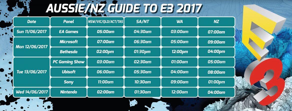 e3-AUS_NZ-2017-schedule banner
