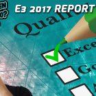 E3 2017: Predictions Report Cards