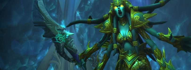 World of Warcraft – Tomb of Sargeras Raid Finder Wing 1 + Mythic Difficulty Live