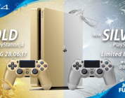 Gold & Silver Limited Edition PS4 Consoles Launching This Month