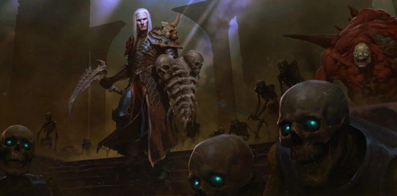 Diablo III – The Necromancer Rises Next Week