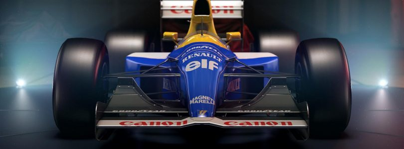 F1 2017 – Classic Williams Cars Revealed
