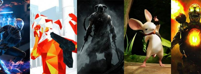 You should be getting hyped about these 25 games coming to PlayStation VR