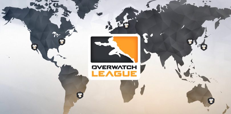 First Seven Major Overwatch League™ Cities/Owners Announced