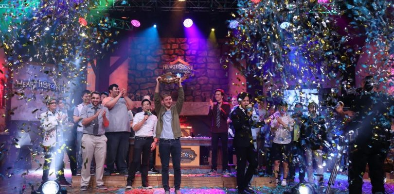Hearthstone – Hoej is the  2017 HCT Spring Champion