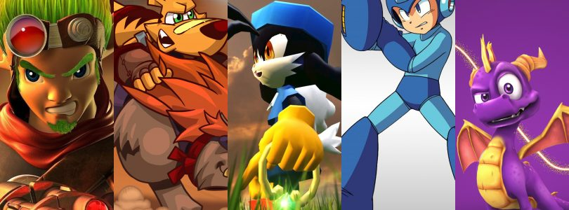Five Platforming Series That Deserve A Comeback