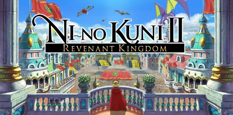 Hands-On With Ni No Kuni II: Revenant Kingdom