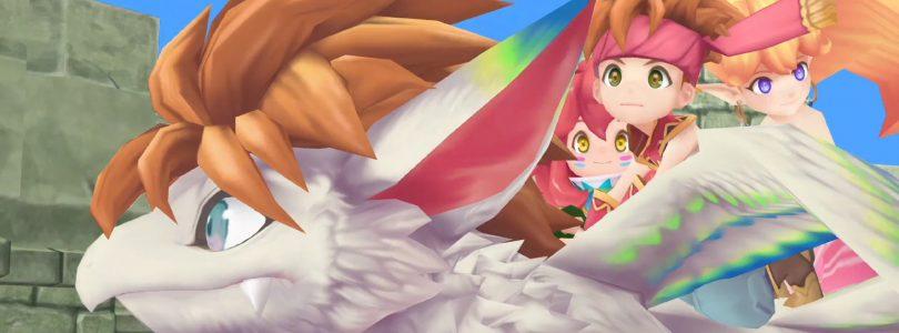 Square Enix Announce Secret of Mana
