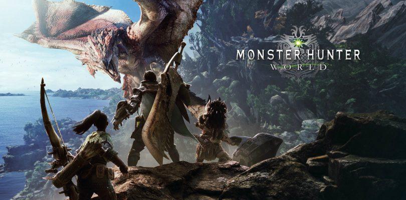 Monster Hunter World Release Date Announced