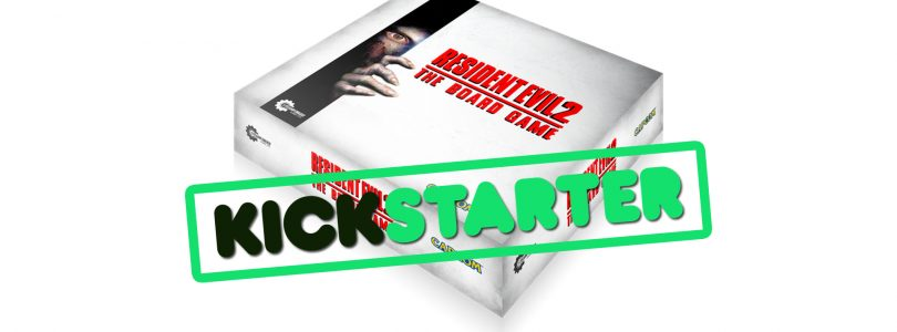 Resident Evil 2 – The Board Game Kickstarter Funded Within One Hour Of Launching