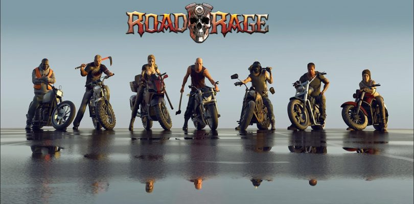 Road Rage Wants To Scratch That Road Rash Itch; Will Feature 4-Player Split-Screen