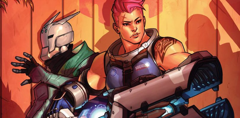 Latest Overwatch Digital Comic, Searching, Has Arrived