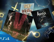 October 2017 PS Plus Games Announced