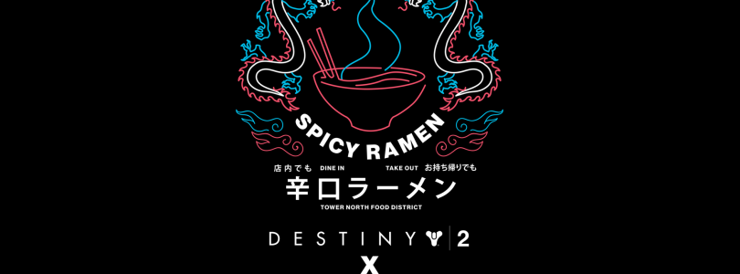 Destiny 2 Ramen Available At PAX AUS