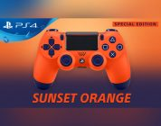 Sony Announce The Sunset Orange DualShock 4 Controller