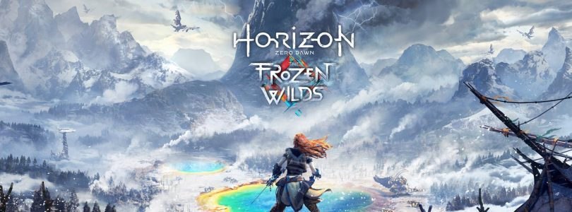Horizon Zero Dawn: The Frozen Wilds Gets New Trailer