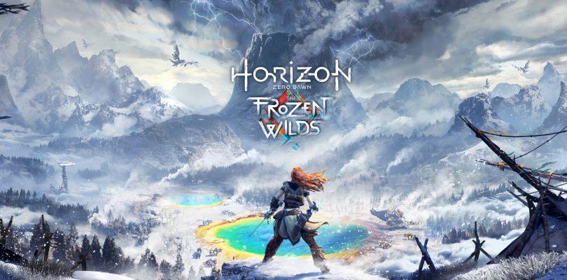 Horizon Zero Dawn: The Frozen Wilds Gets New Trailer