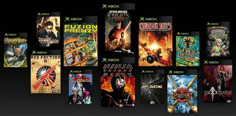 Play Three Generations Of Games On Xbox One