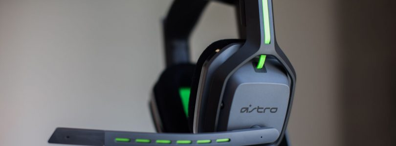 Astro Announces the A20 Wireless Headset
