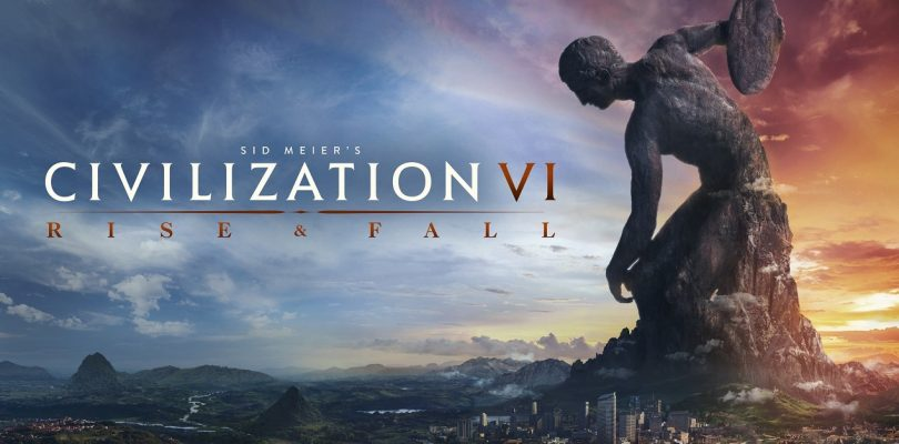 Civilization VI's First Expansion Announced: 'Rise and Fall'