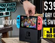 JB HIFI Are Selling The Nintendo Switch For $399 – One Day Only