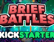 Juicy Cupcake's Kickstarter for Brief Battles Is Live
