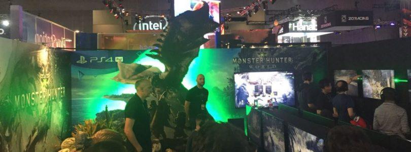 Monster Hunter World Makes Me Tingle