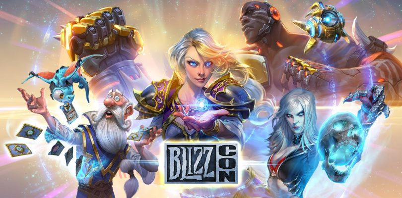 BLIZZCON 2017 – Esports Winners + Highlights
