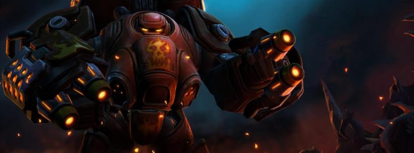 Heroes Of The Storm – Burning The Nexus
