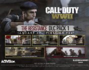 Call of Duty WWII – The Resistance DLC Live Action Trailer Is Now Live