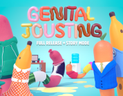 Genital Jousting Leaves Early Access, Has A Tournament