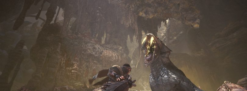 I've Barely Scratched The Surface But Monster Hunter World Could Be GOTY