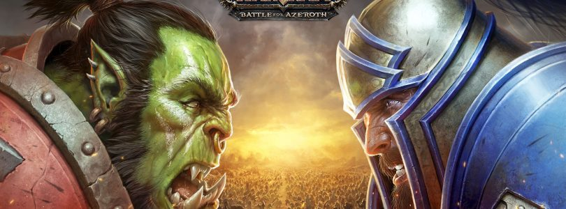 World of Warcraft – Pre-Purchase Battle for Azeroth Now