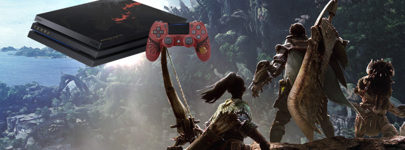 Limited Edition Monster Hunter World PS4 Pro Bundle Threatens My Wallet