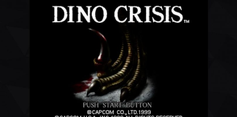 Could A New Dino Crisis Game Or Remake Be On The Cards?