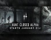 Crytek Announce Hunt: Showdown Closed Alpha Will Begin On January 31