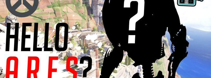Is the 27th Overwatch Hero Codenamed A.R.E.S?