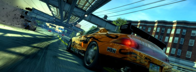Burnout Paradise Remaster To Release In March