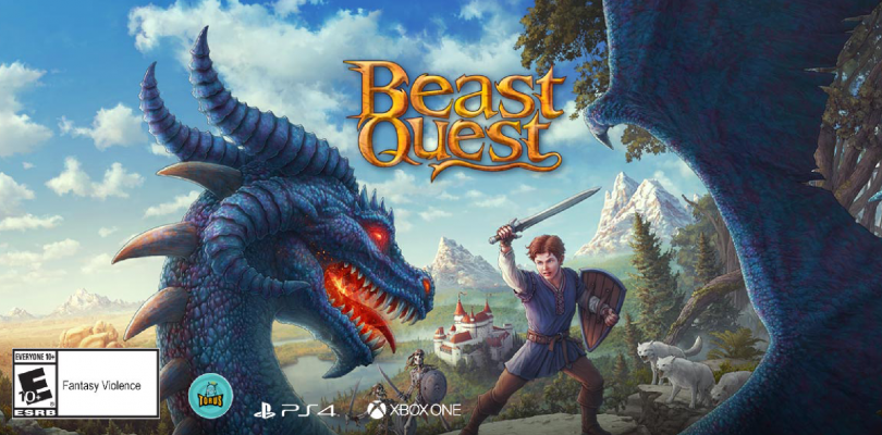 Beast Quest Announced For March Release
