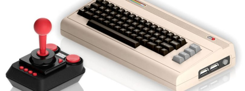Commodore 64 Mini Announced