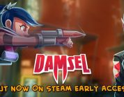 Huge New Update Out Today for Aussie-made Platformer Damsel